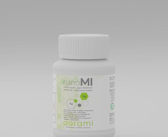 nanoMI - butelka 100ml