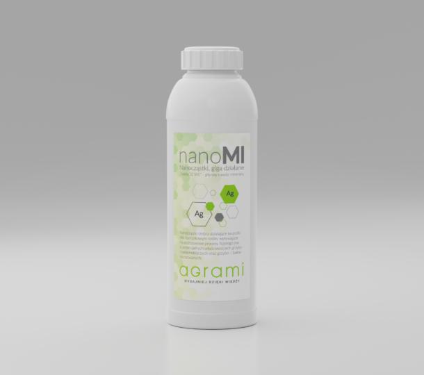 nanoMI - butelka